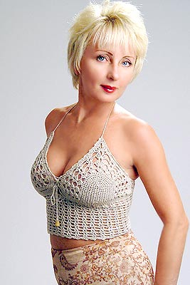 Ukraine bride  Elena 55 y.o. from Sevastopol, ID 35413