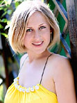 Single Ukraine women Vitaliya from Sumy
