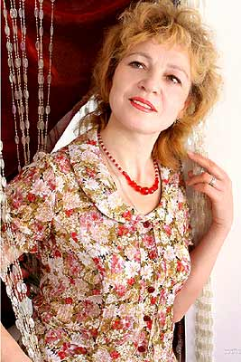 Ukraine bride  Evgeniya 60 y.o. from Zhmerinka, ID 59736