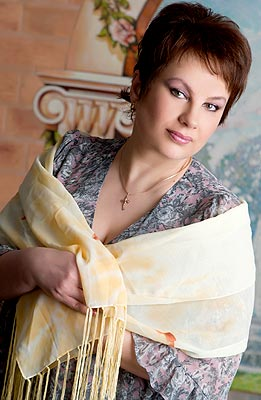 Ukraine bride  Elena 51 y.o. from Vinnitsa, ID 61594