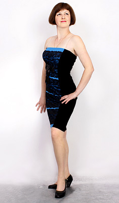 Ukraine bride  Alla 43 y.o. from Vinnitsa, ID 63441