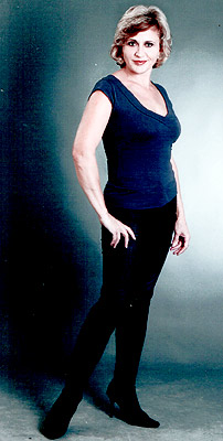 Ukraine bride  Valya 45 y.o. from Vinnitsa, ID 40674