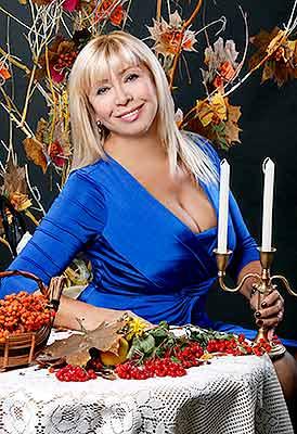 Ukraine bride  Nataliya 62 y.o. from Zaporozhye, ID 75923