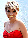 Single Ukraine women Irina from Zaporozhye