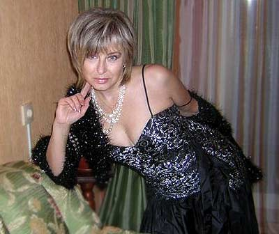 Ukraine bride  Raisa 60 y.o. from Zaporozhye, ID 54937