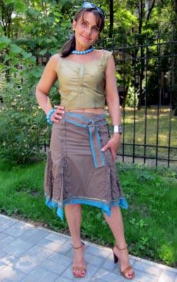 Ukraine bride  Tat'yana 59 y.o. from Zaporozhye, ID 58800