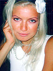 Single Ukraine women Kristina from Zaporozhye