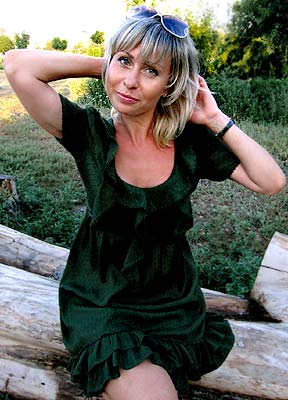 Ukraine bride  Elena 46 y.o. from Zaporozhye, ID 68954