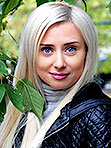 Single Russia women Ekaterina from Moscow