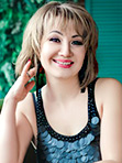 Russian bride Lyudmila from Zaporozhye