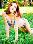 Russian bride Valeriya from Poltava
