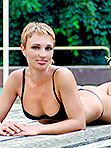 Single Russia women Lyudmila from Kerch