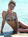 Single Ukraine women Oksana from Poltava