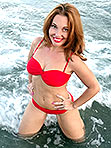 Single Ukraine women Kseniya from Melitopol