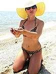 Single Ukraine women Rimma from Mariupol
