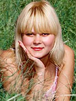 Single Ukraine women Anna from Kherson