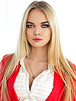 Single Russia women Arina from Moscow