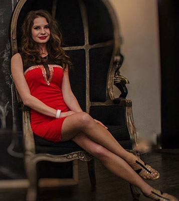 Ukraine bride  Anna 28 y.o. from Kiev, ID 90804